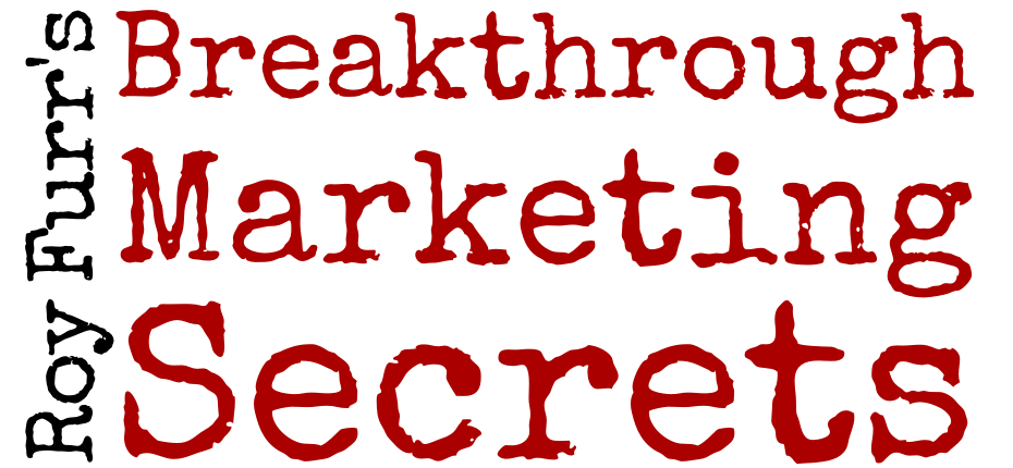 Breakthrough Marketing Secrets