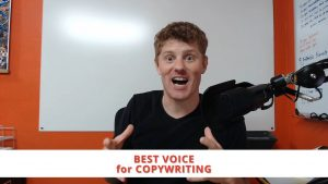 Best Voice for Copywriting