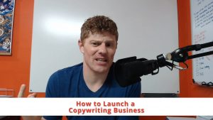 The business side of a copywriting business
