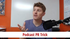 Podcast PR Trick: Find Shows to be a Featured Guest [Listen Notes]