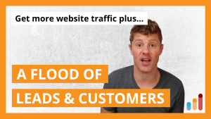How to Get a Flood of Free Leads and Customers [Website Traffic Secrets]