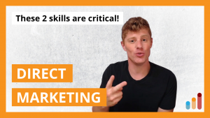 The 2 Critical Direct Response Marketing Skills