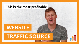 The Highest-Quality Website Traffic Source