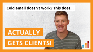 The EBA Method for Getting Clients [+ why cold emails & DMs don't work]